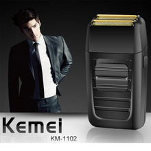 Kemei Rechargeable Electric Shaver For Men Face Care Multifu
