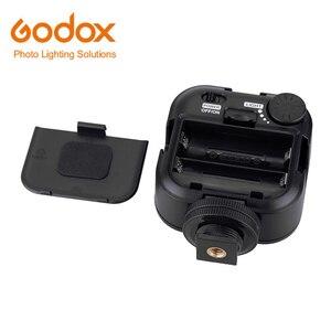 Image 5 - Godox led36 luz de vídeo 36 led luzes da foto ao ar livre lâmpada 5500 ~ 6500 k para canon eos 70d 6d dslr câmera filmadora dvr acessórios