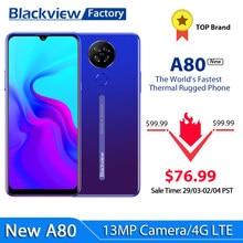 Blackview A80 Android 10,0 Go Мобильные телефоны Quad камера заднего вида 6,21 'водослива HD экран 2 Гб + 16 Гб мобильные телефоны 4200 мАч 4G смартфон