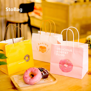 LBSISI Life 20Pcs Donuts Handl