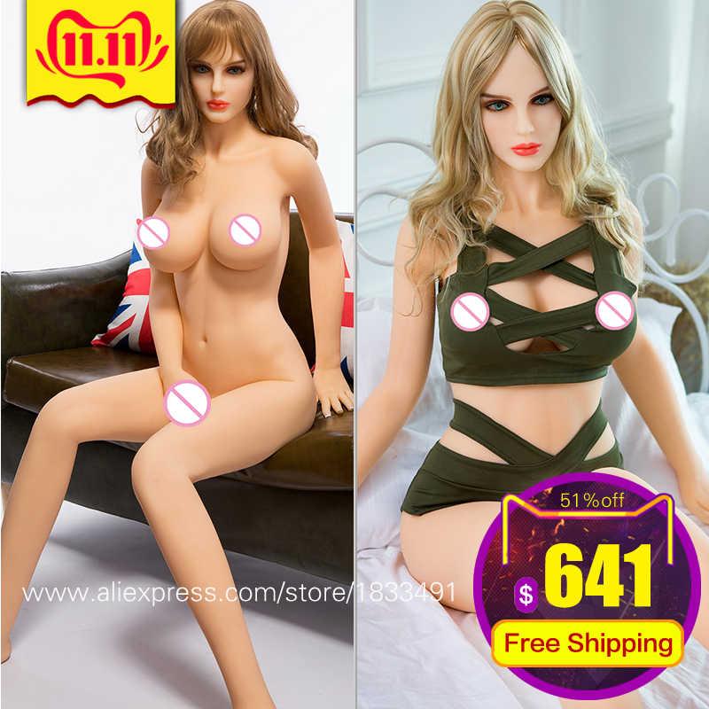 Японские секс-куклы для мужчин Реалистичная большая грудь реальная кукла Вагина-маструбатор киска взрослые сексуальные игрушки металлический скелет кукла любовь