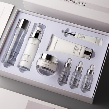 Skin Care Set A Variety of Plant Extracts Care for Eye Muscles Clean Dirt Replenish Moisture To Relieve Dryness Fades Fine Lines 1