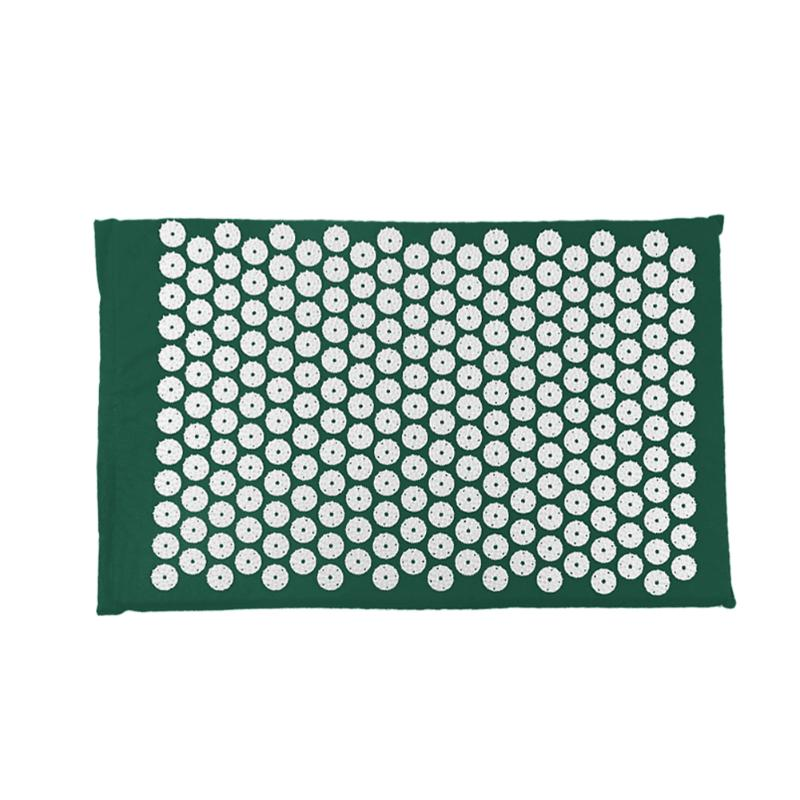 Acupressure Massage Mat with Pillow set to body Relaxation to Release Stress and Tension 15