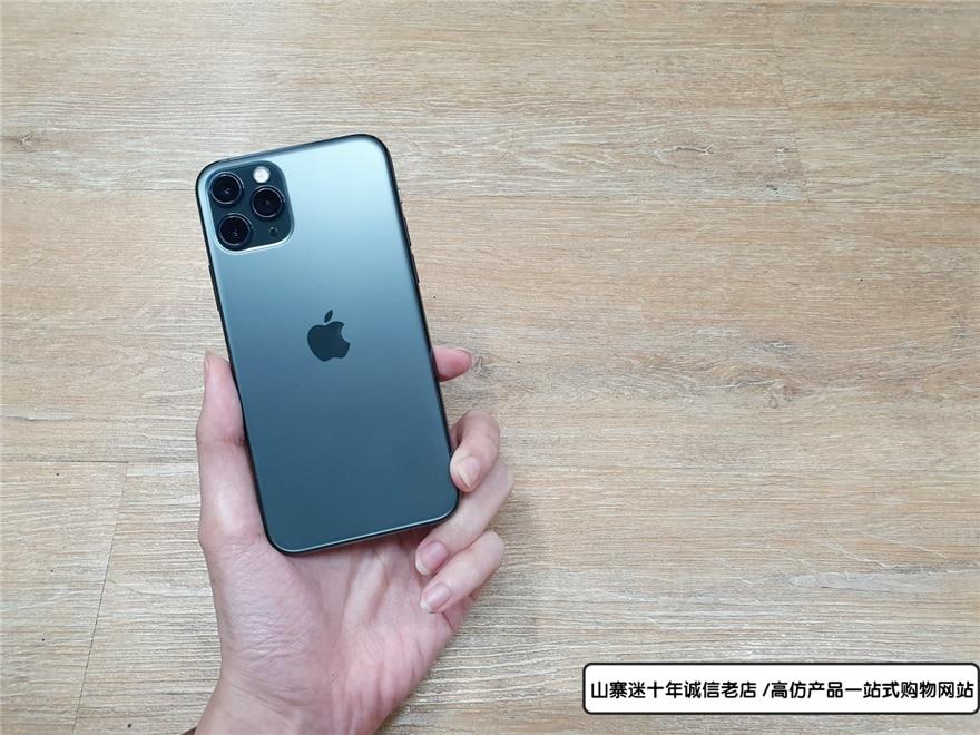 精仿苹果11手机开箱评测