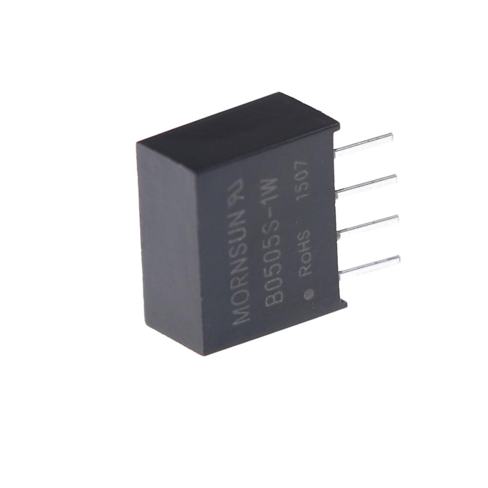 1pcs B0505S-1W 5V To 5V Converter DC Power Module Converter 1000VDC Isolation Power Supply Module 4 Pin Isolated Converter