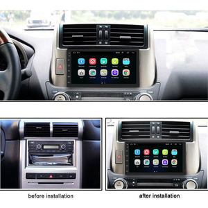 "Image 2 - Hikity Universal Android 7 ""2 DinรถมัลติมีเดียGPSวิทยุสำหรับNissan TOYOTA Kia RAV4 Honda VW Hyundai"