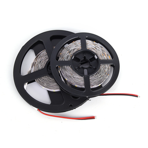 5M DC12V SMD 2835 IP20 60Led/M Non-Waterproof Flexible LED Light Strip High Brightness LED Strip Warm Cool White Single Color