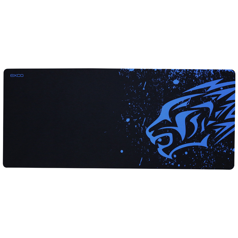 """EXCO Large Gaming Mouse Pad XL Gamer Big Mousepad Desk Pad Carpet Computer Laptop Keyboard Mouse Mat  for CS GO LOL 27.6*11.8""""-1"""