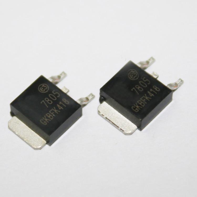 L7805 Ic Reg Linear 5V 1.5A Dpak L7805cdt