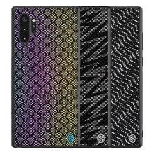 Funda para Samsung Galaxy Note 10 10 + Plus Pro 5G funda NILLKIN Twinkle funda trasera reflectante de poliéster para Samsung Note10