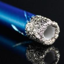 Brocas de perforación en seco con revestimiento de diamante, brocas duraderas para vidrio, mármol, granito, cuarzo, porcelana, cerámica, 4/5/6 Uds.