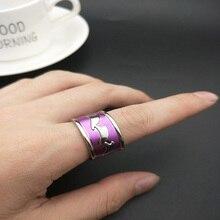 Оригинальное кольцо с аниме Mo Dao Zu Shi, ожерелье из цинкового сплава Cheng, кольцо на палец с фигуркой, украшение, ювелирное изделие, подвеска, брелок, детские игрушки, подарки