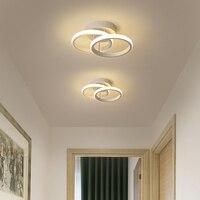 Artpad LED تركيبات مصابيح السقف لغرفة النوم المدخل غرفة المعيشة الممر الألومنيوم نظام تعليق في السقف مصابيح الحديثة