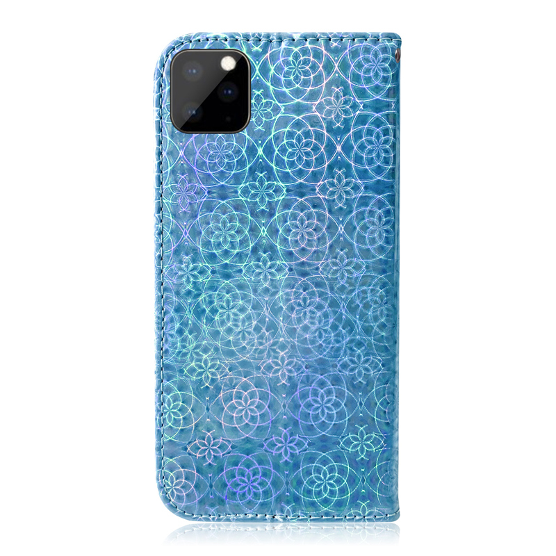 Gradient Colorful PU Leather Case for iPhone 11/11 Pro/11 Pro Max 62