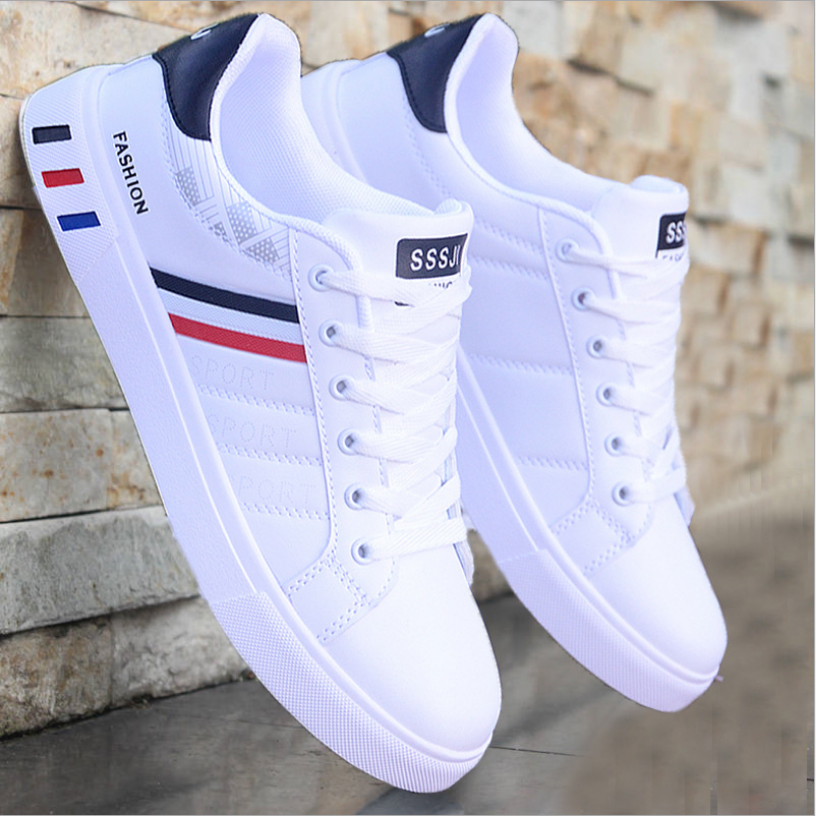 2021 New Men Flat Shoes Summer Breathable Solid Lace Up Male Business Travel Shoes Casual Light Comfortable Low Heel Men Shoes 1