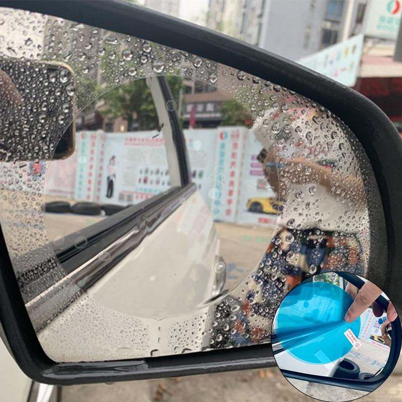 2 In 1 Adjustable Auto Car Anti-Glare Creative Visor Windshield Mirror Shield