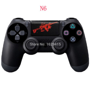 Image 5 - IVYUEEN Custom 1 PCS PVC Touch Pad Vinyl Stickers Decal Cover For Sony Dualshock 4 PS4 DS4 Pro Slim Controller Touchpad Skin