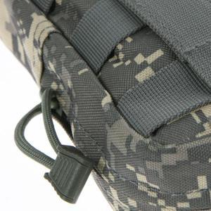 Image 5 - حقيبة خصر رياضية 600D مناسبة للأغراض الرياضية التكتيكية العسكرية الصدرية التكتيكية حقيبة هوائية مناسبة للصيد في الهواء الطلق معدات كامة