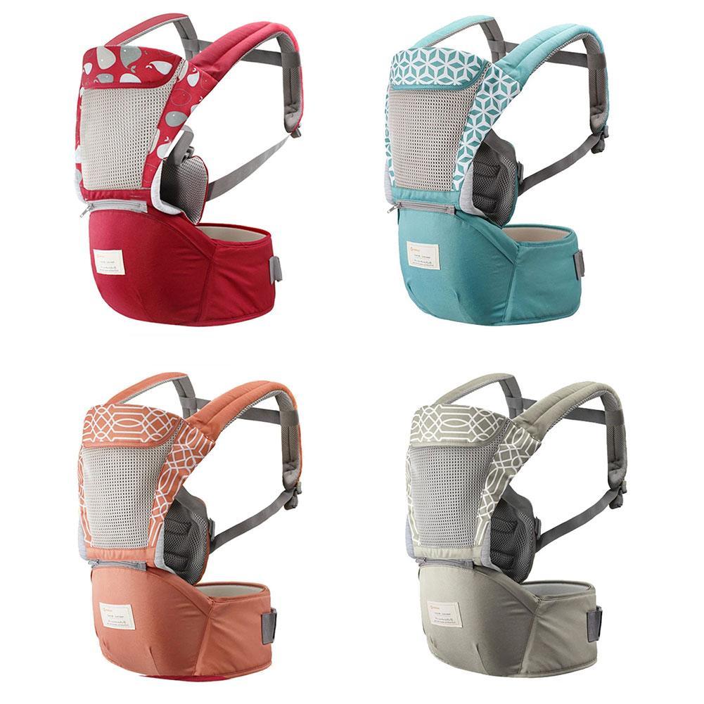 Four Seasons Multi-functional Baby Waist Hip Shoulder Strap Baby Seat Carrier Multi-Function Backpacks Stool With Shoulder Belt