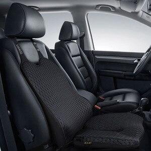 Image 2 - Auto Kussen Seat Ondersteuning Kussen Terug Kussen En Hip Pad Verlichten Wervelkolom Pijn Verlichten Stuitje En Taille Druk Lange Tijd zitten