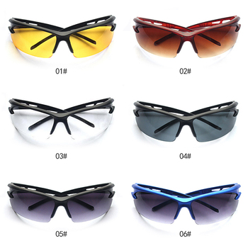 Cycling Sunglasses Bicycle Bike Sunglasses Riding Running  Outdoor Sports Goggle Polarized Sandproof Glasses Travel Eyewear Hot