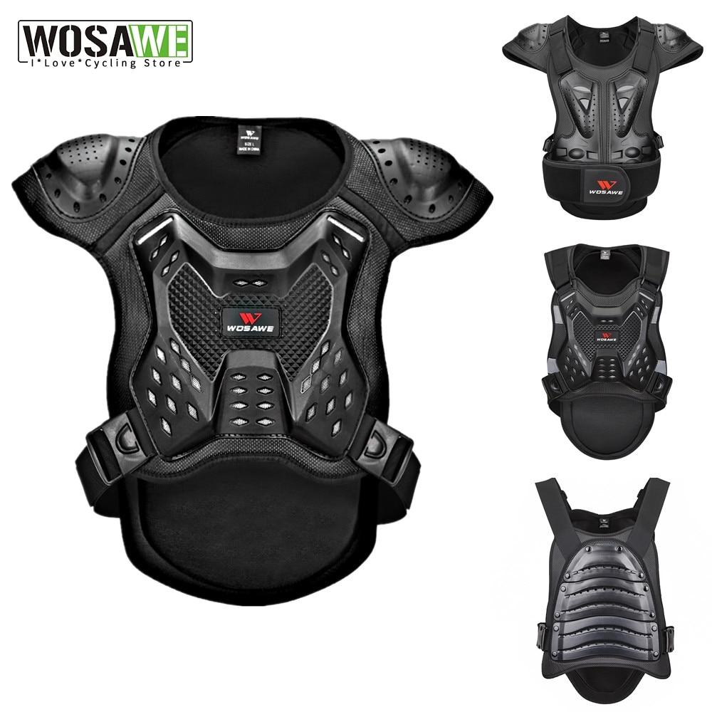 Защитный защитный жилет для взрослых EVA PE на грудь, заднее плечо, позвоночник, защитное снаряжение для катания на лыжах, катания на коньках, с...