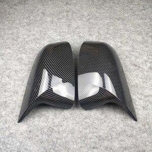 Image 4 - Une paire de couvercles de rétroviseur pour b mw X3 F25 G01 X4 F26 G02 X5 E70 F15 G05 X6 E71 F16 G06 ABS remplace le Original