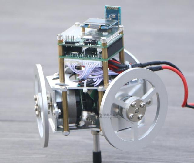 Evenwichtige pole Nieuwe evenwichtige omgekeerde slinger enkelpolige zelfbalancerende apparaat Underactuated automatische controle Geavanceerde speelgoed