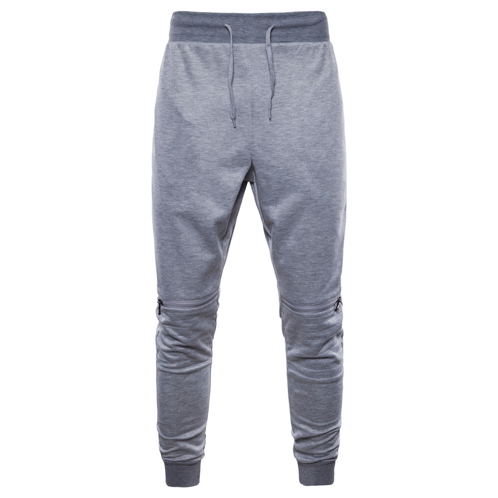 2019 Spring And Summer-Men Skinny Casual Sports Harem Large Size Loose-Fit Lower Waist Level MEN'S Trousers
