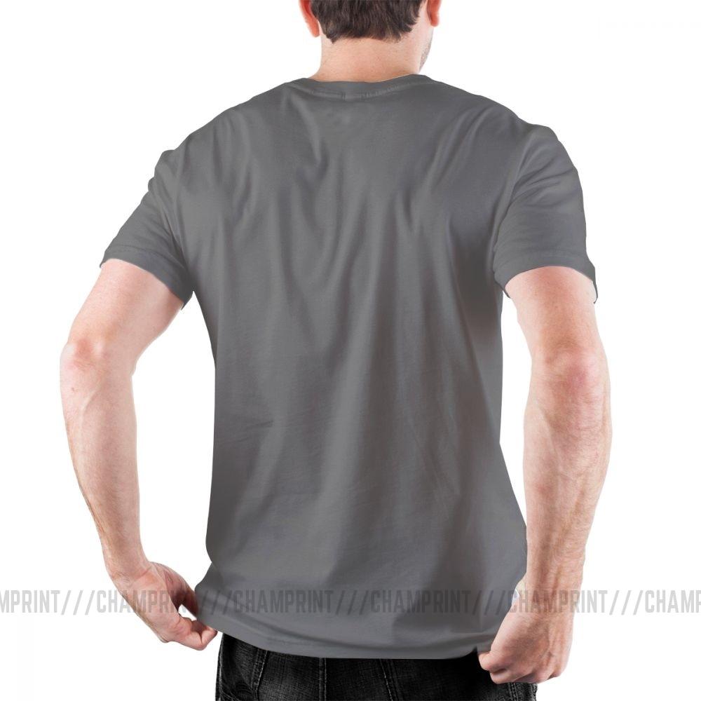 Image 2 - Men T Shirt Shiryu Evolution Unique Cotton Tee Shirt Short Sleeve Knights of the Zodiac Saint Seiya 90s Anime T Shirt Plus SizeT-Shirts   -