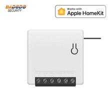 Zwei Weg Smart Relais Schalter Modul Kompatibel Mit Apple HomeKit für Home Licht Steuerung