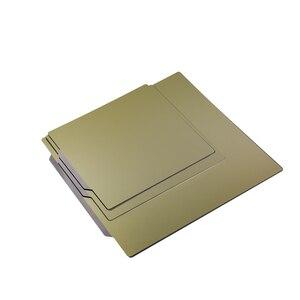 Новая пружина для удаления стальной лист пей магнитное основание предварительно примененное 310 235 220 мм Гибкая сборка пластины 3D принтер час...
