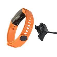 1 м USB зарядное устройство для передачи данных зарядный кабель для huawei Honor Band 3 фитнес-браслет для смарт-фитнес-браслет
