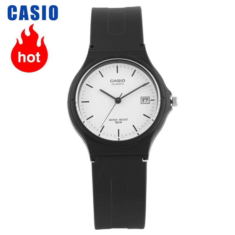 Casio Watch Pointer Series Fashion Casual Quartz Men's Watch MW-59-7E