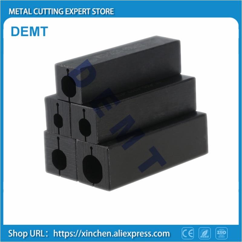 Lathe Tool Sleeve,Tungsten Seismic Bore Holder,small Diameter Holder,cutting Bracket 16*16mm,20*20mm.for 4mm/5mm/6mm/7mm/8mm