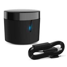 BroadLink RM4 Mini WiFi IR akıllı AC TV denetleyicisi için akıllı ev otomasyonu, alexa Google Home ile çalışır HTS2 sensörü aksesuarı