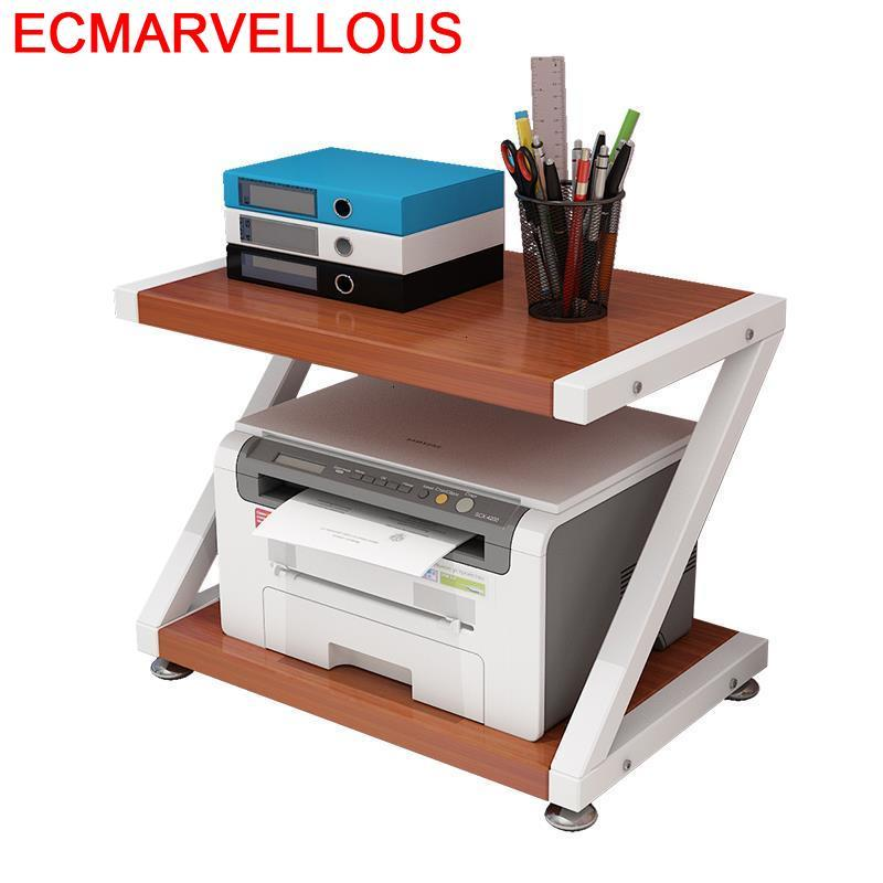 Meuble Bureau Rangement De Madera Metalico Printer Shelf Archivadores Mueble Para Oficina Archivero Archivador Filing Cabinet