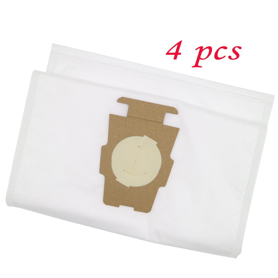 4Pcs Free Post New Fit For Kirby Universal Bag Suitable For Kirby Universal Hepa Cloth Microfiber Dust Bags
