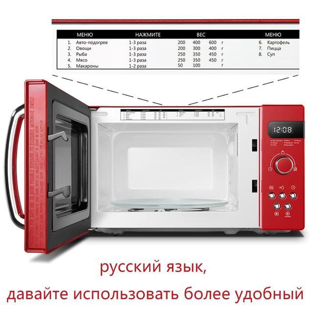 Retro Microwave 4