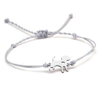 Dog Charm Bracelet  1