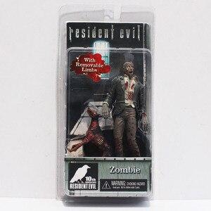 Image 4 - Figuras de acción de PVC de 2 juegos para niños y adultos, modelo de película de Anime, perro zombi Hunk, regalo de colección