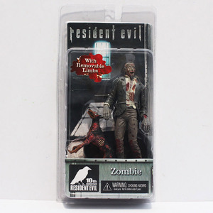 Image 4 - Nieuwe Residentes 2 Game Speelgoed Pvc Eviling Action Figure Movie Anime Model Hunk Zombie Hond Remake Collectible Gift Voor Kids volwassen