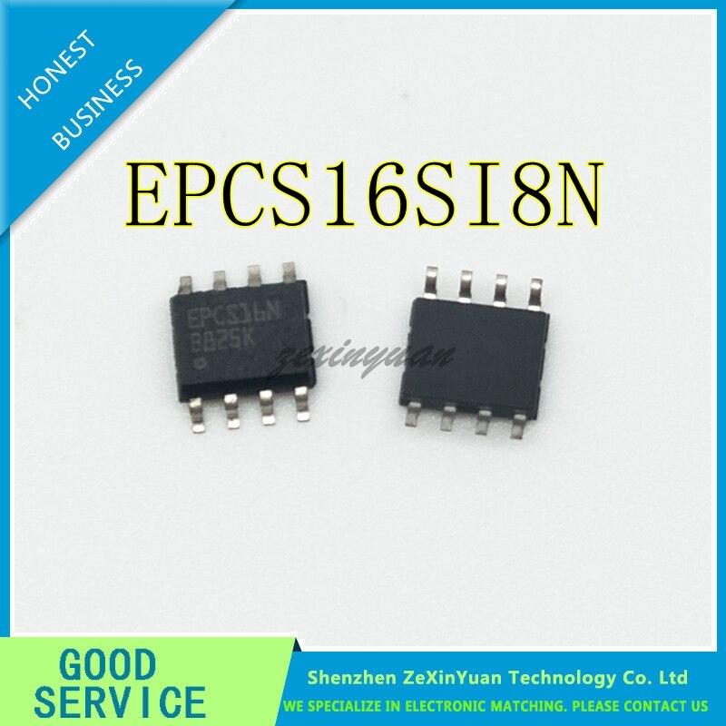 10PCS/LOT EPCS16SI8N EPCS16N EPCS16SI8 EPCS16 SOP-8 Original IC