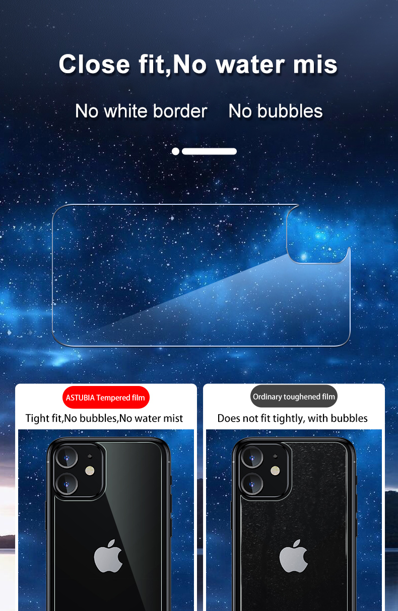 iPhone 12 Pro Tempered Glass Case