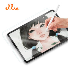 Paper Like Screen Protector Film Matte PET Painting Write For Apple iPad Pro 11 2020 2021 Air4 2019 10.2 7th 8th Gen Film