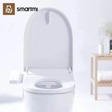 Xiaomi smartmi IPX4スマートトイレ隠密シートふた水加熱された電子加熱されたスプレーclosestoolインスタント加熱