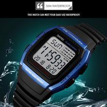 Luxury Brand Men Analog Digital Sport Watches Men's Army Mil