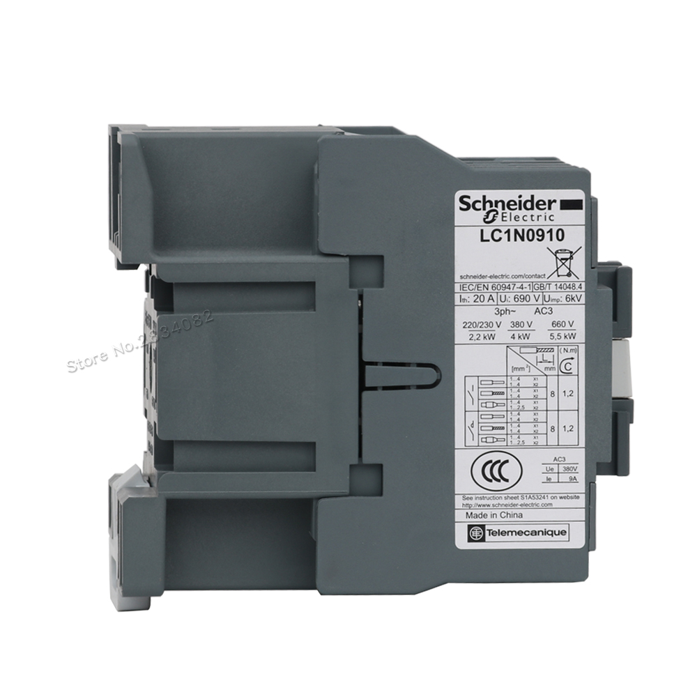 Details about  /Power Switch 4kw 3no+1No 24V AC Coil z 4kw 3NO+1NO 24V AC  Spule  data-mtsrclang=en-US href=# onclick=return false; show original title