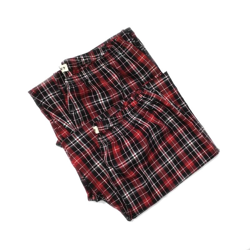 2pcs/lot Cotton Women Sleep Bottom Spring Summer Woman Sleep Pajamas Pant Woman Nightwear Pants Pajamas Women Sleepwear  Pajamas
