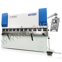 E21 NC system hydraulic automatic press brake tooling manufacturers in China